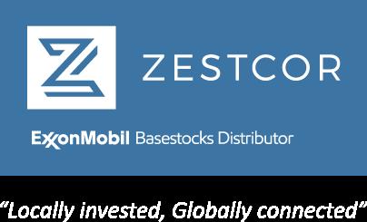 ExxonMobil a annoncé un nouvel accord de distribution avec Zestcor. dans - - - NEWS INDUSTRIE ZestcorLogo
